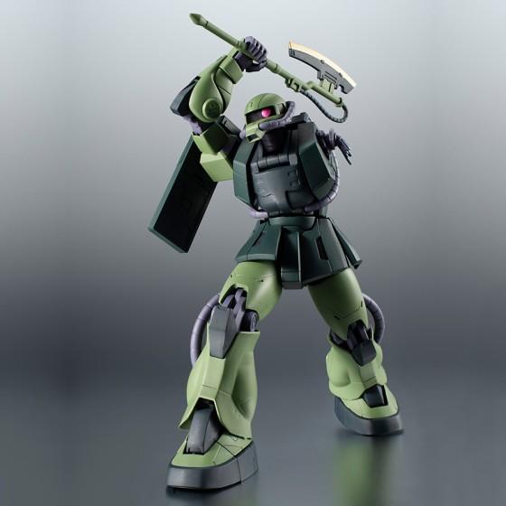 Gundam - SIDE MS MS-06JC ZAKU II TYPE JC ver. A.N.I.M.E. - The Robot Spirits