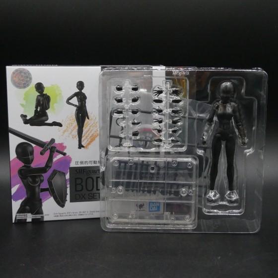 Reconditioned Box - Body-Chan DX Set 2 Black Color - S.H.Figuarts