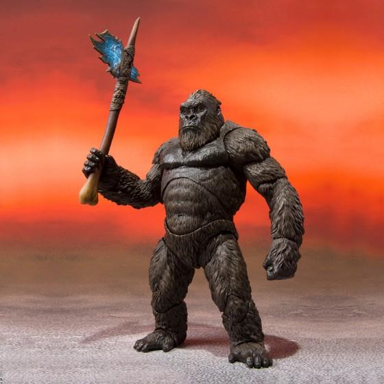 Godzilla VS. Kong 2021 - Kong - S.H.MonsterArts