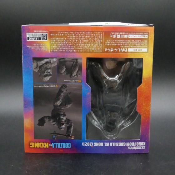 Damaged Box : Godzilla VS. Kong 2021 - Kong - S.H.MonsterArts