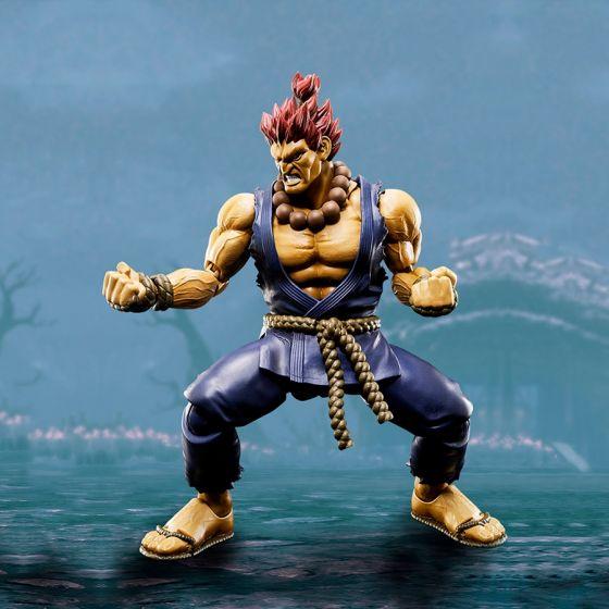 Reconditioned Figure - Street Fighter 5 - Akuma - S.H.Figuarts