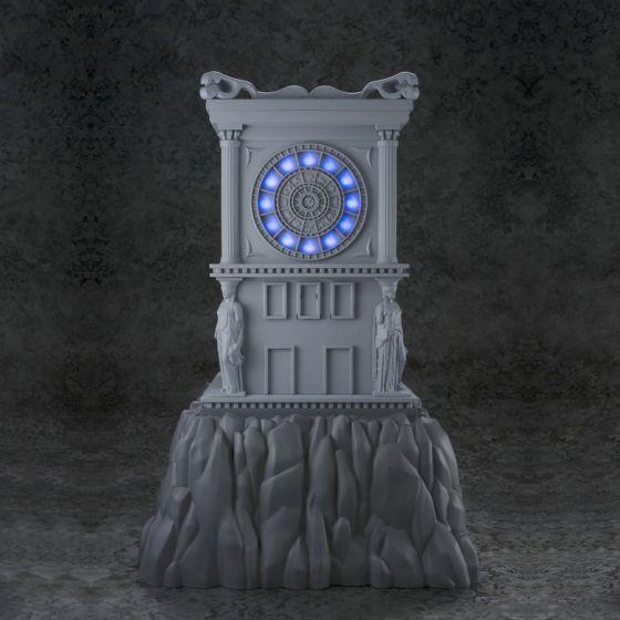 Saint Seiya Fire Clock in...