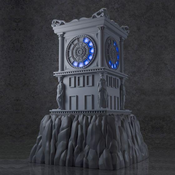 Saint Seiya Fire Clock in Sanctuary - Myth Cloth
