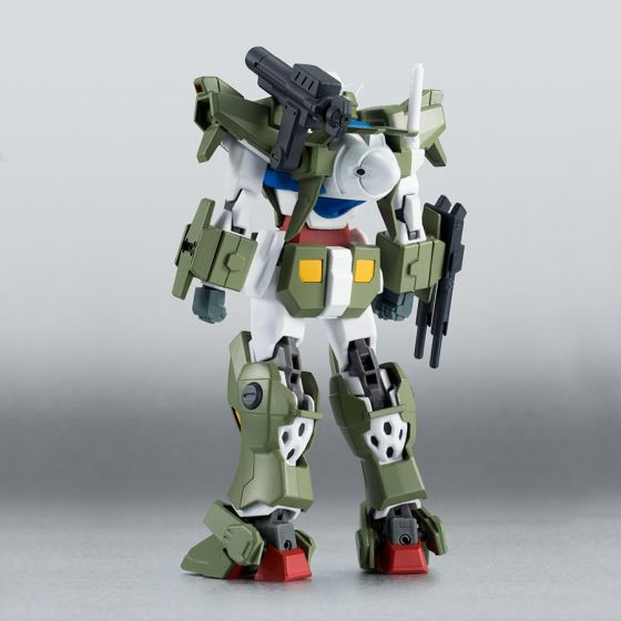 Gundam GN-000FA Full Armor 0 - Side MS The Robot Spirits