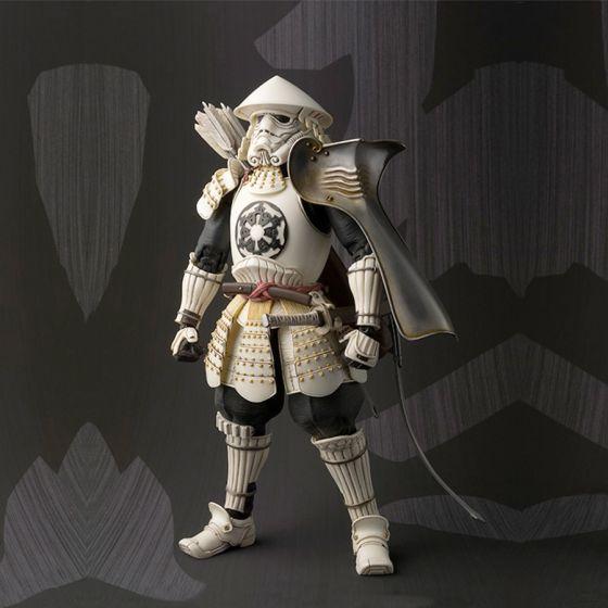Star Wars Storm Trooper Yumi Ashigaru - Movie Realization