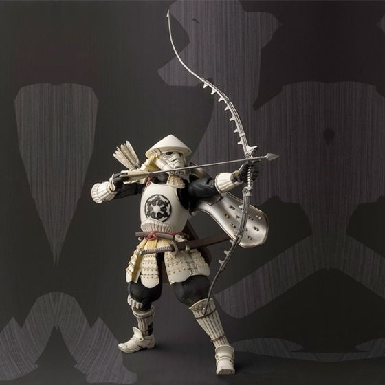 Star Wars Storm Trooper Yumi Ashigaru - Movie Realization