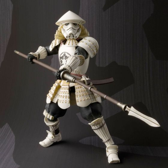 Star Wars Stormtrooper Yari Ashigaru - Movie Realization