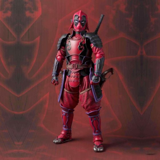 Marvel Deadpool Meisho - Movie Realization