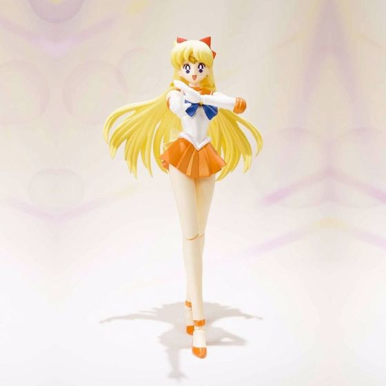 Sailor Moon Sailor Venus - S.H.Figuarts