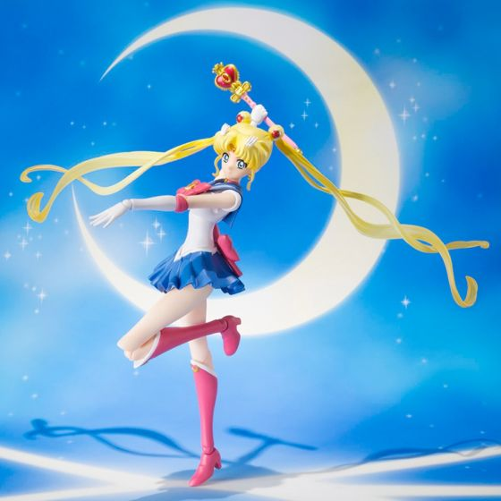 Sailor Moon Crystal - S.H.Figuarts