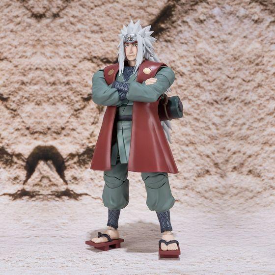 Naruto Jiraiya - S.H.Figuarts
