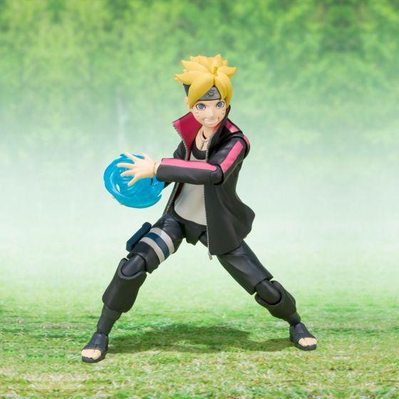 Naruto Boruto Uzumaki - S.H.Figuarts