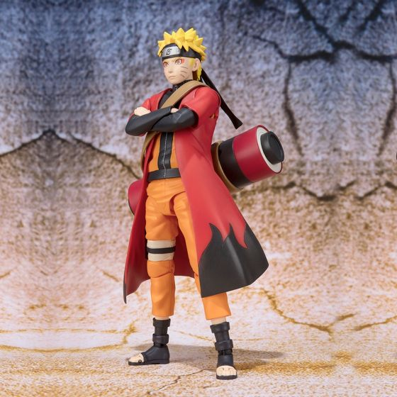 Naruto Sage Mode Advanced...