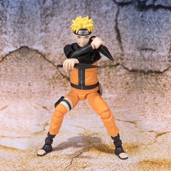 Naruto Sage Mode Advanced Ver. - S.H.Figuarts
