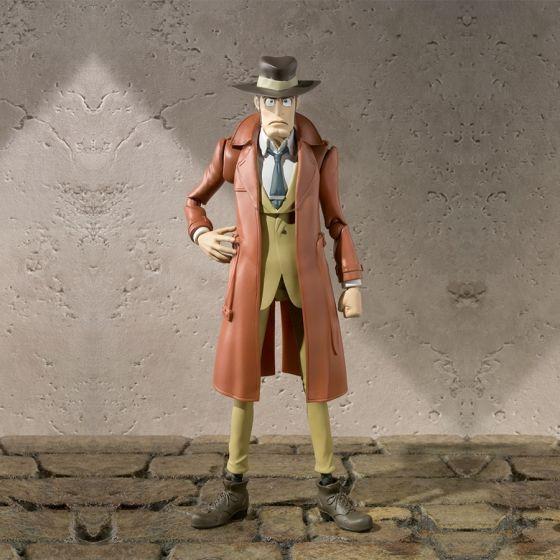 Lupin The Third - Inspector Zenigata - S.H.Figuarts