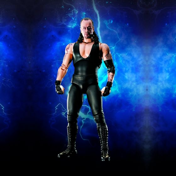 WWE Superstar Series - Undertaker - S.H.Figuarts