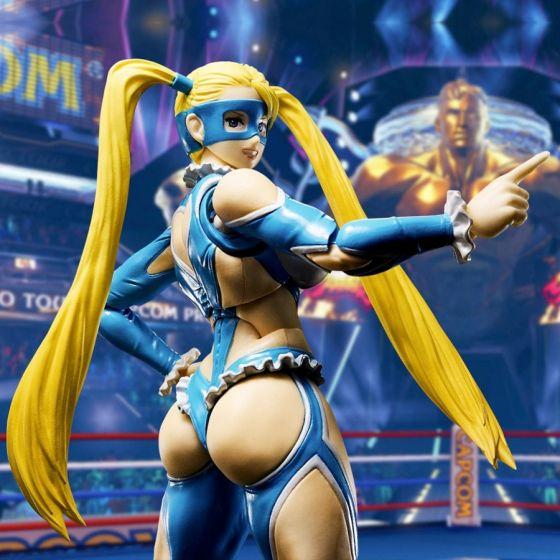 Street Fighter 5 - Rainbow Mika - S.H.Figuarts