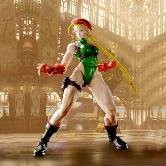 Street Fighter 5 - Cammy -...
