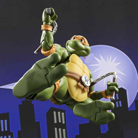 Tortues Ninjas TMNT - Michelangelo - S.H.Figuarts