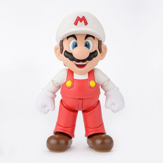 Super Mario Bros - Fire Mario - S.H.Figuarts