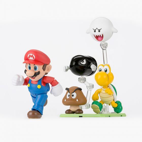 Super Mario Bros - Diorama D - S.H.Figuarts