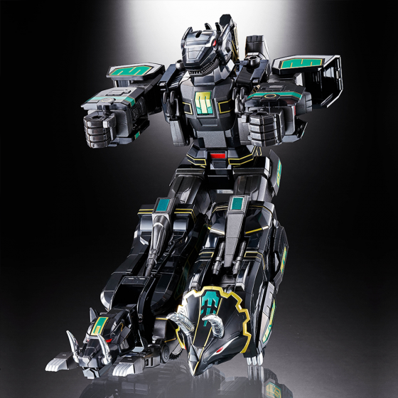 Power Rangers - GX-72B Megazord SDCC 2018 - Soul of Chogokin