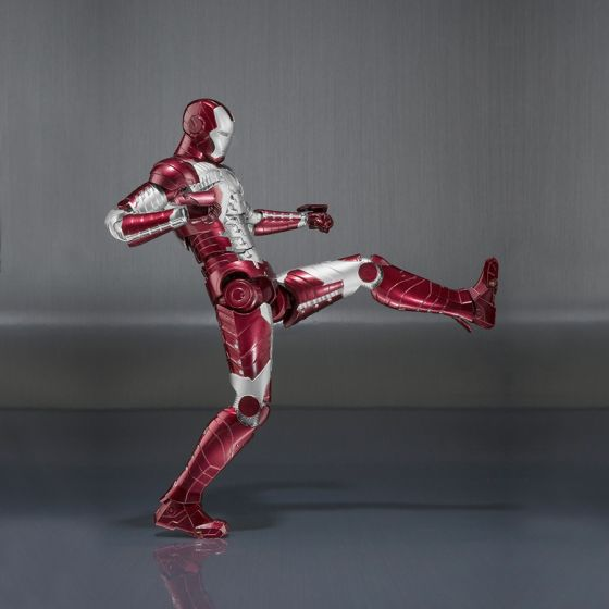 Avengers - Iron Man Mark V Hall of Armor Set - S.H.Figuarts