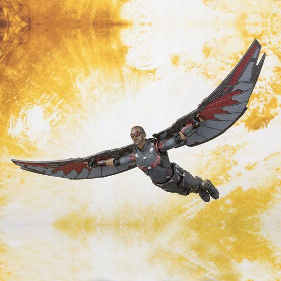 Avengers Infinity War - Falcon - S.H.Figuarts