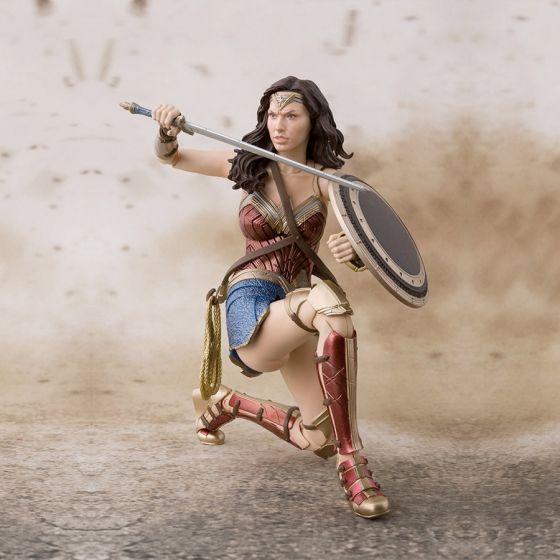 Justice League - Wonder Woman - S.H.Figuarts