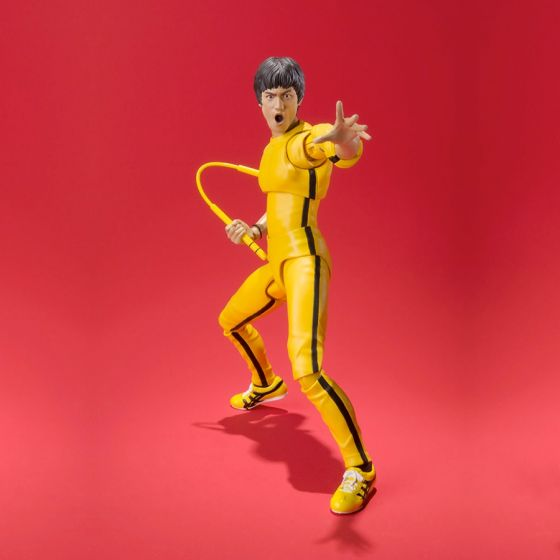 Bruce Lee Yellow Suit -...