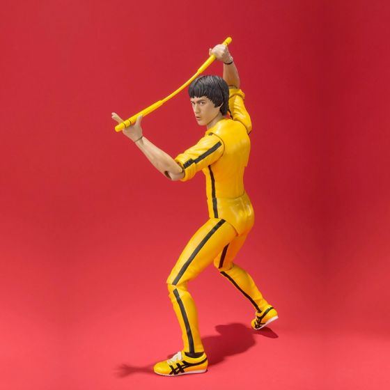 Bruce Lee Yellow Suit - S.H.Figuarts