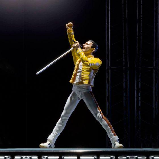 Queen - Freddie Mercury Bohemian Rhapsody - S.H.Figuarts