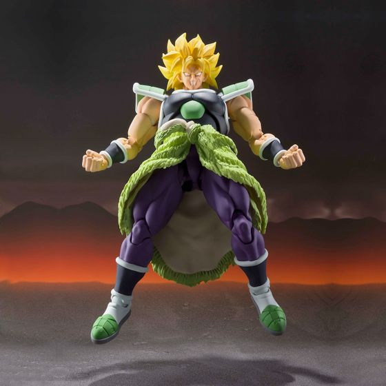 Dragon Ball Super Broly - Broly Super - S.H.Figuarts