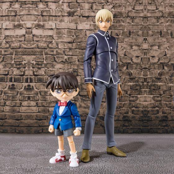 Detective Conan - Toru Amuro - S.H.Figuarts