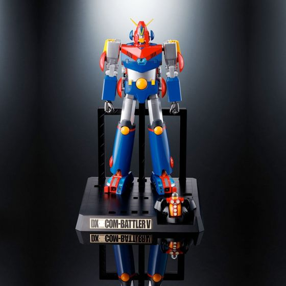 Com-Battler V - DX-03 - DX Soul of Chogokin