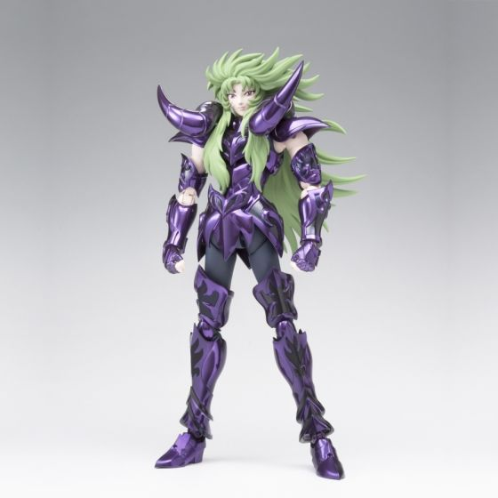 Saint Seiya Aries Shion Surplice & Pope - Myth Cloth EX