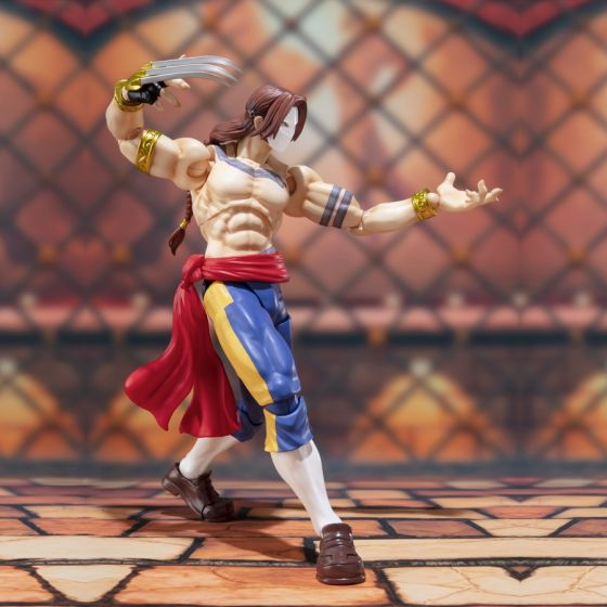 Street Fighter 5 Vega - S.H.Figuarts