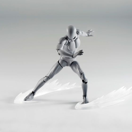 "Effet Vague Transparente - ""Wave Clear"" - Tamashii Effect"
