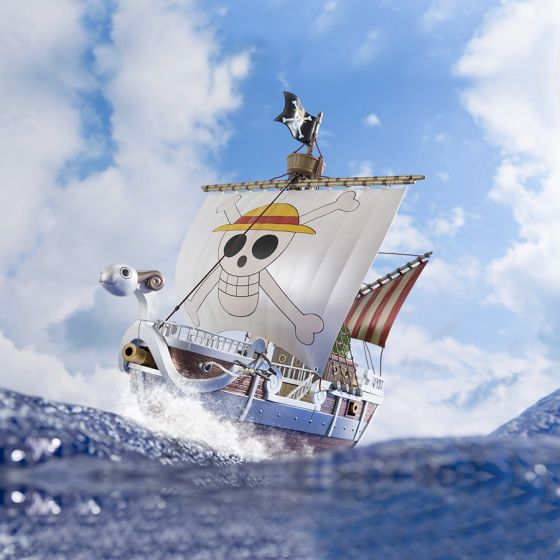 One Piece Going Merry 20th Memorial Version - Soul of Chogokin