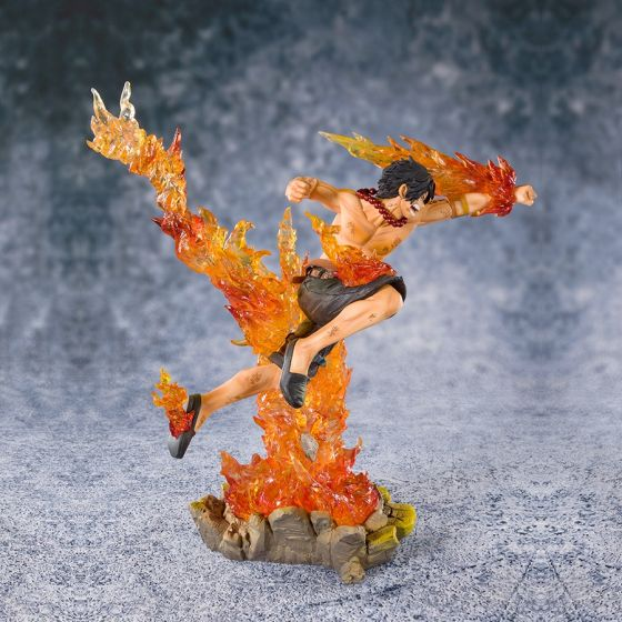 One Piece Portgas D. Ace Fire Ace - Figuarts Zero