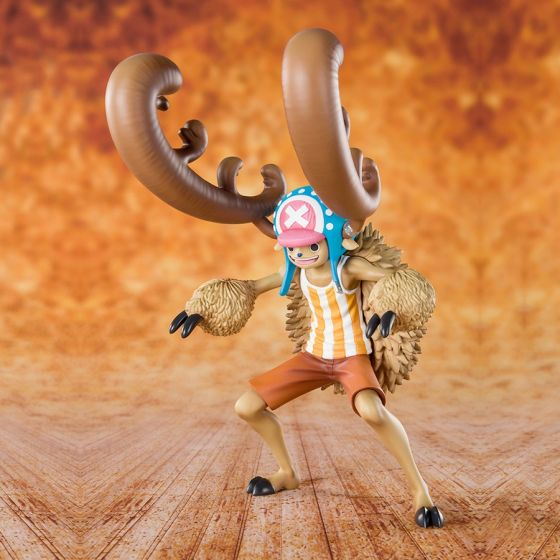One Piece Coton Candy Lover Tony Chopper Horn Point - Figuarts Zero