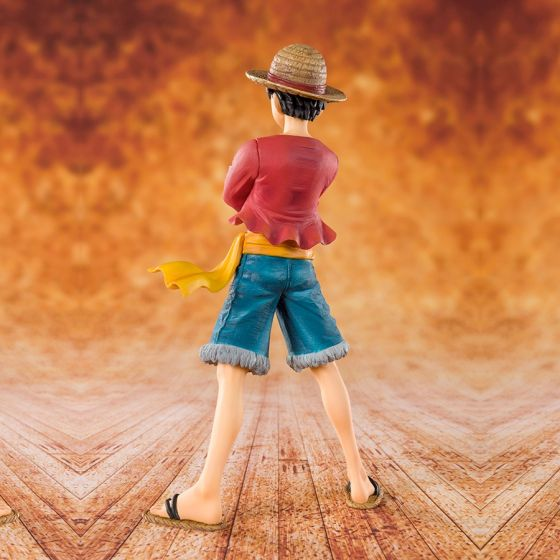 One Piece straw Hat Luffy - Figuarts Zero