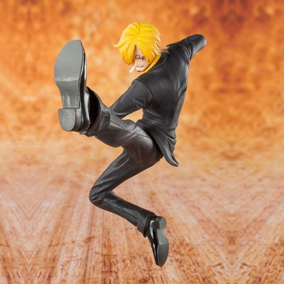 One Piece Black Leg Sanji - Figuarts Zero