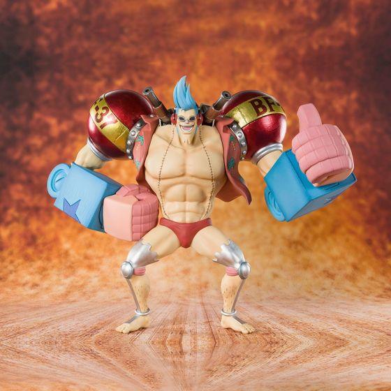 One Piece Cyborg Franky - Figuarts Zero