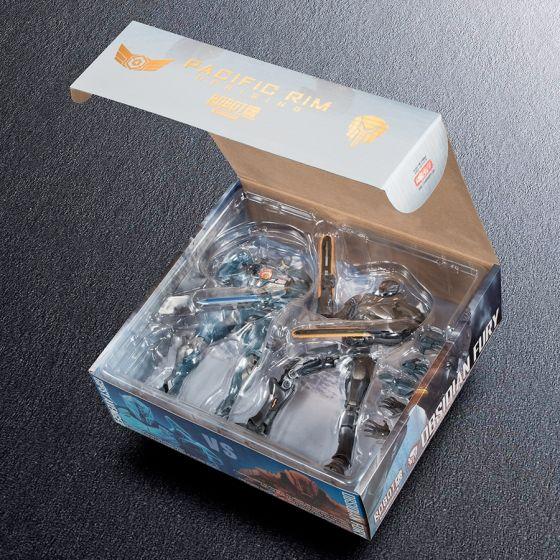 Pacific Rim Uprising - Siberia Battle Set SDCC 2018 - The Robot Spirits