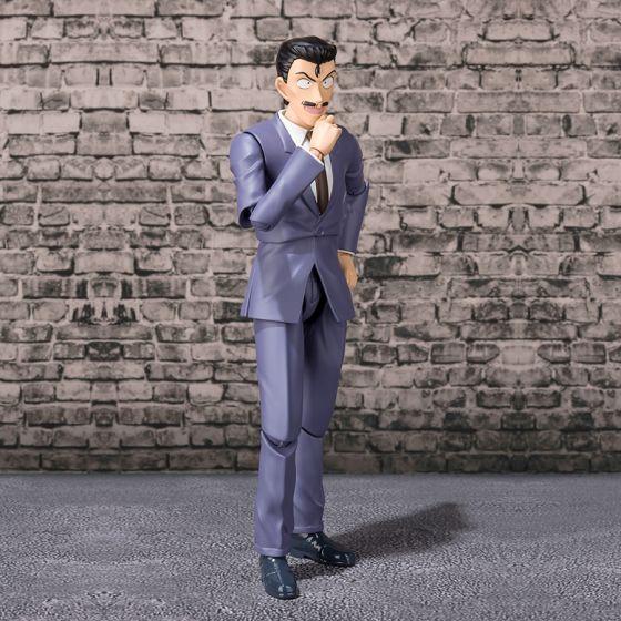 Detective Conan - Mouri Kogoro - S.H.Figuarts