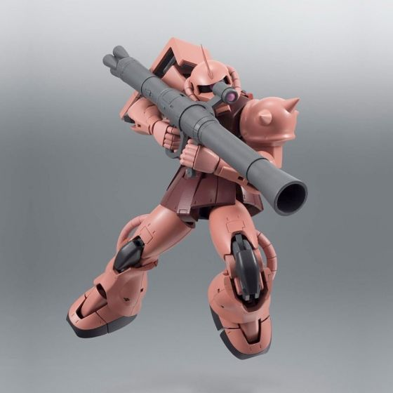 Gundam MS-06S ZAKU 2 SIDE MS CHAR'S ver. A.N.I.M.E. - The Robot Spirits