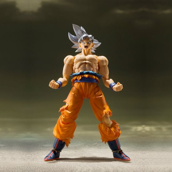 Dragon Ball Super - Goku Ultra Instinct - S.H.Figuarts