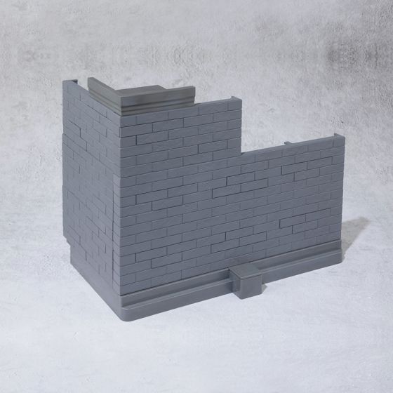Brick Wall Grey Ver. -...