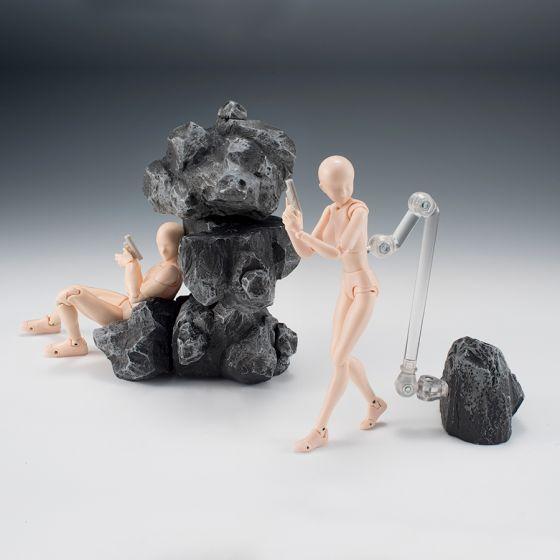 "Effet Rochers Gris - ""Rock"" - Tamashii Effect"